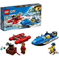 LEGO City Wild River Escape 60176 Building Set 126 Pieces