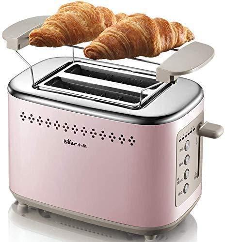 ykw Breadmakers,Toaster Mini Home Breakfast Machine 2 Pieces