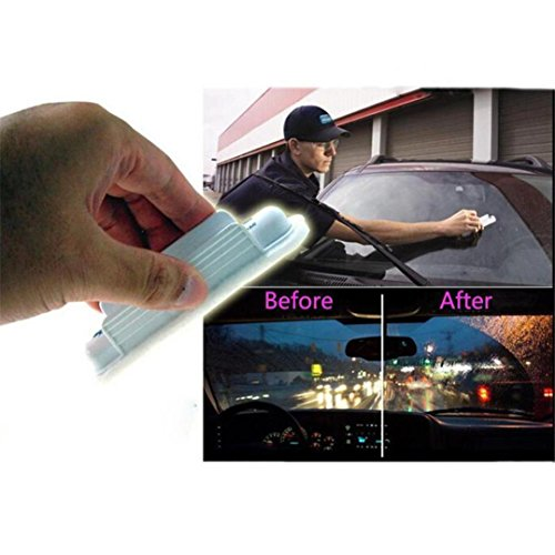 Windshield Wiper,Fullfun Car Windshield Glass Brushes for Water Rain Repellent