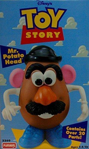 Amazon Com 1995 Toy Story Mr Potato Head Toys Games