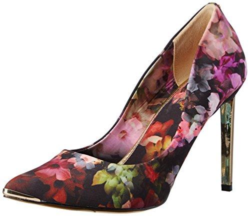 Ted Baker Women's Adecyn Dress Pump,Cascading Floral Textile,9 M US