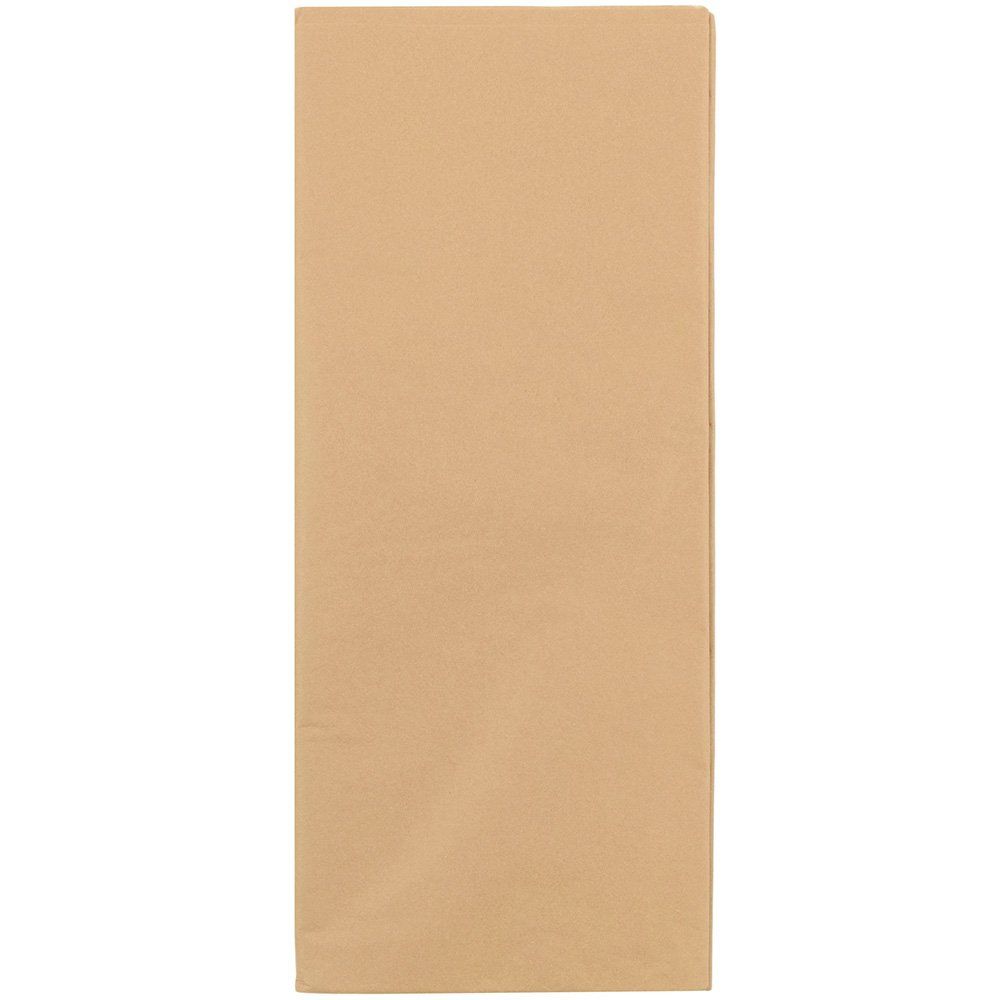 JAM PAPER Tissue Paper - Tan - 10 Sheets/Pack by JAM Paper (Image #4)