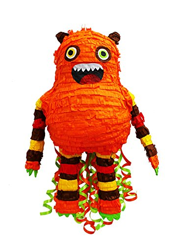 Aztec Imports, Inc. Zombie Boy Monster Pull String Pinata