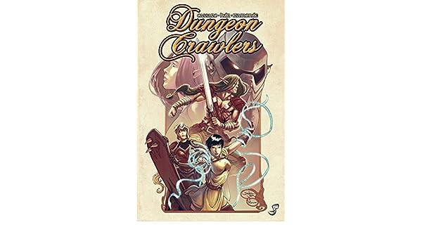 Dungeon Crawlers: Marcelo Cassaro: 9788589134996: Amazon.com ...