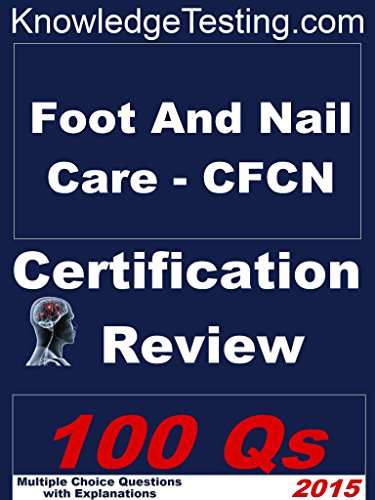 Foot And Nail Care Certification