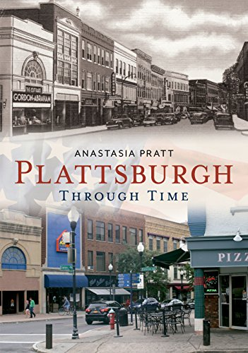 Plattsburgh Through Time (America Through Time)