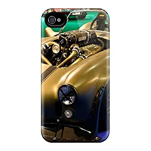 Durable Protector Cases Covers Withhot Design For Iphone 4/4s