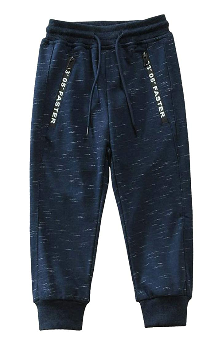 Easonp Boys Sweatpants Childrens Stylish Activewear Trousers Pants