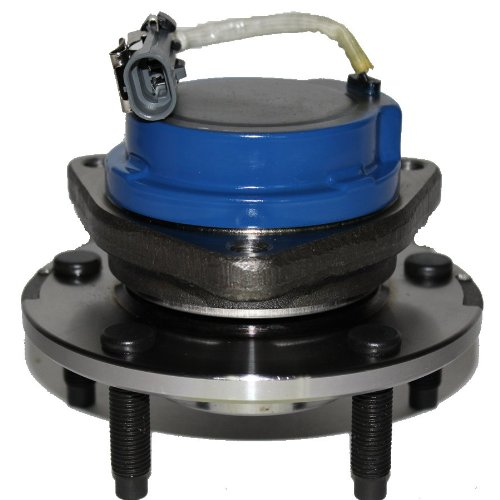 Brand New Front Wheel Hub and Bearing Assembly fits Chevy Corvette, Cadillac XLR 5 Lug W/ABS 513139