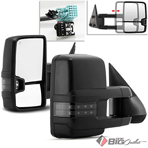 power chevy tow mirrors - 9