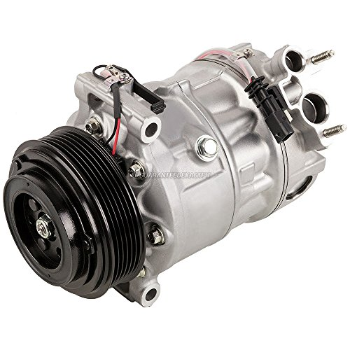 AC Compressor & A/C Clutch For Land Rover LR4 Range Rover Sport Range Rove - BuyAutoParts 60-03223NA New (Range Rover Ac Compressor)