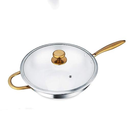 Cocina HOGAR Cocina Inoxidable - Olla Antiadherente ...