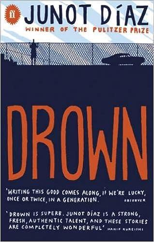 drown amazoncouk junot diaz 9780571244973 books