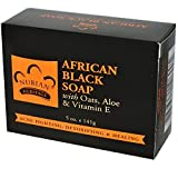 Best Botanical Beauty Black Soaps - Nubian Heritage African Soap with Shea Butter Oats Review