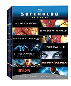 Superhero Blu-ray Collection [Blu-ray]