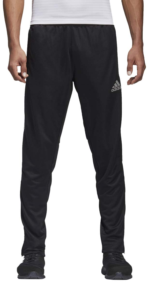 adidas Men's Tiro '17 Pants Black/Silver Reflective X-Small 31