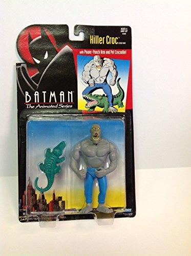Killer Croc Figure Batman Animated Series Kenner 1994 MOC