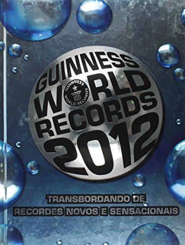Baixar Livro Guinness World Records 2012. Transbordando de