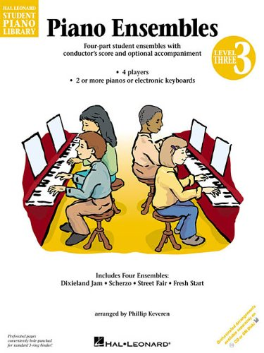 Piano Ensembles Level 3: Hal Leonard Student Piano Library National Federation of Music Clubs 2014-2016 Selection