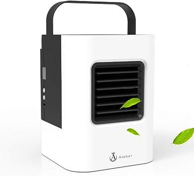 Ventilador de aire anbber Air Cooler con purificador de aire ...