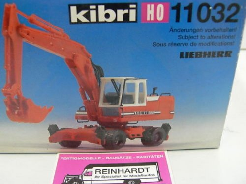 1-87-liebherr-wheeled-front-hoe-kibri-11032-4002235110321