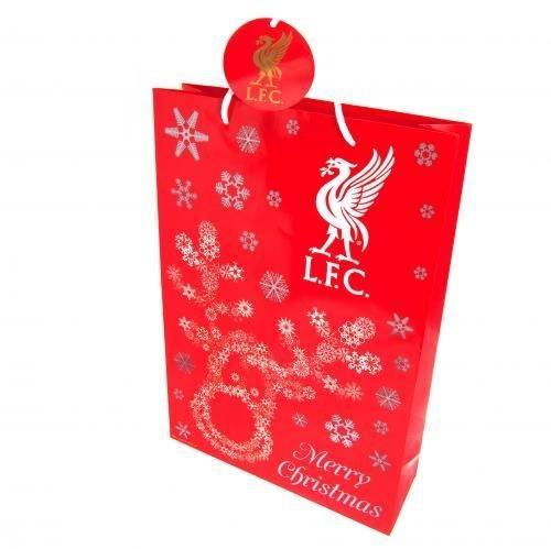 Liverpool F.C. Christmas Gift Bag Medium Rs