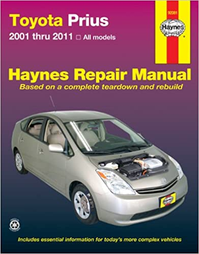 Ebook-4274] 2001 toyota prius service and repair manual | 2019.