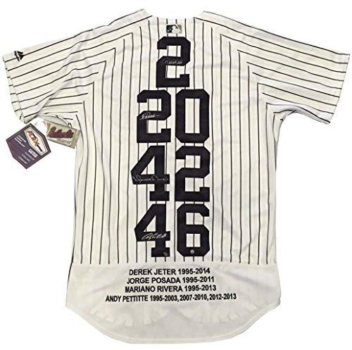 Jorge Posada New York Yankees Memorabilia 2f7a7ddb71a
