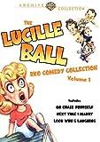 Lucille Ball RKO Comedy Collection Volume 1  (2 Disc)