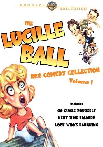Lucille Ball RKO Comedy Collection Volume 1  (2 ()