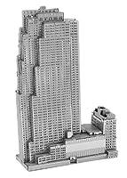 Metal Earth 3D Metal Model - 30 Rockefeller Plaza