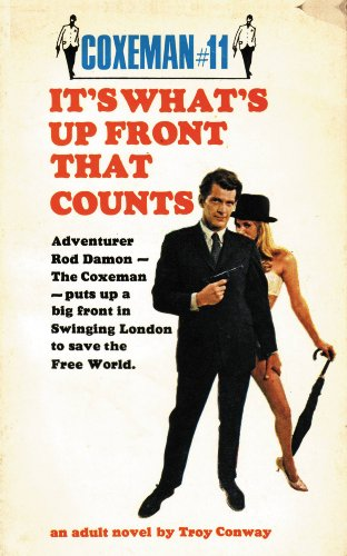 book cover of It\'s Whats Up Front That Counts
