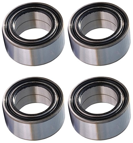 2 Iconic Racing Front or Rear Wheel Bearings Compatible With Polaris RZR S 1000 XP 4 Turbo 1000 XP Turbo 1000 4 1000 XP 1000 Qty