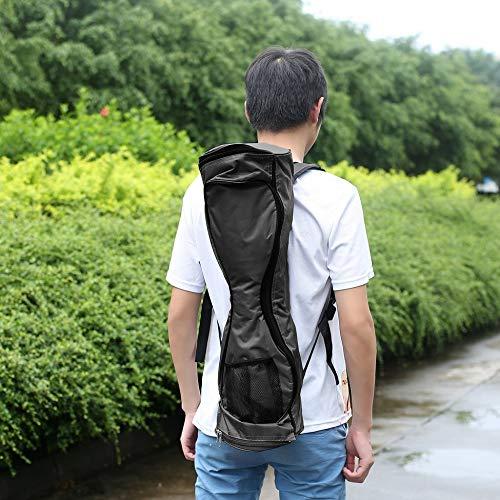 ClookYuan Borse Portatili di Sport Borsa di Hoverboard di Formato Portatile di Oxford per Auto equilibratura 6.5 Pollici Scooter Elettrico Carry Bag Nero