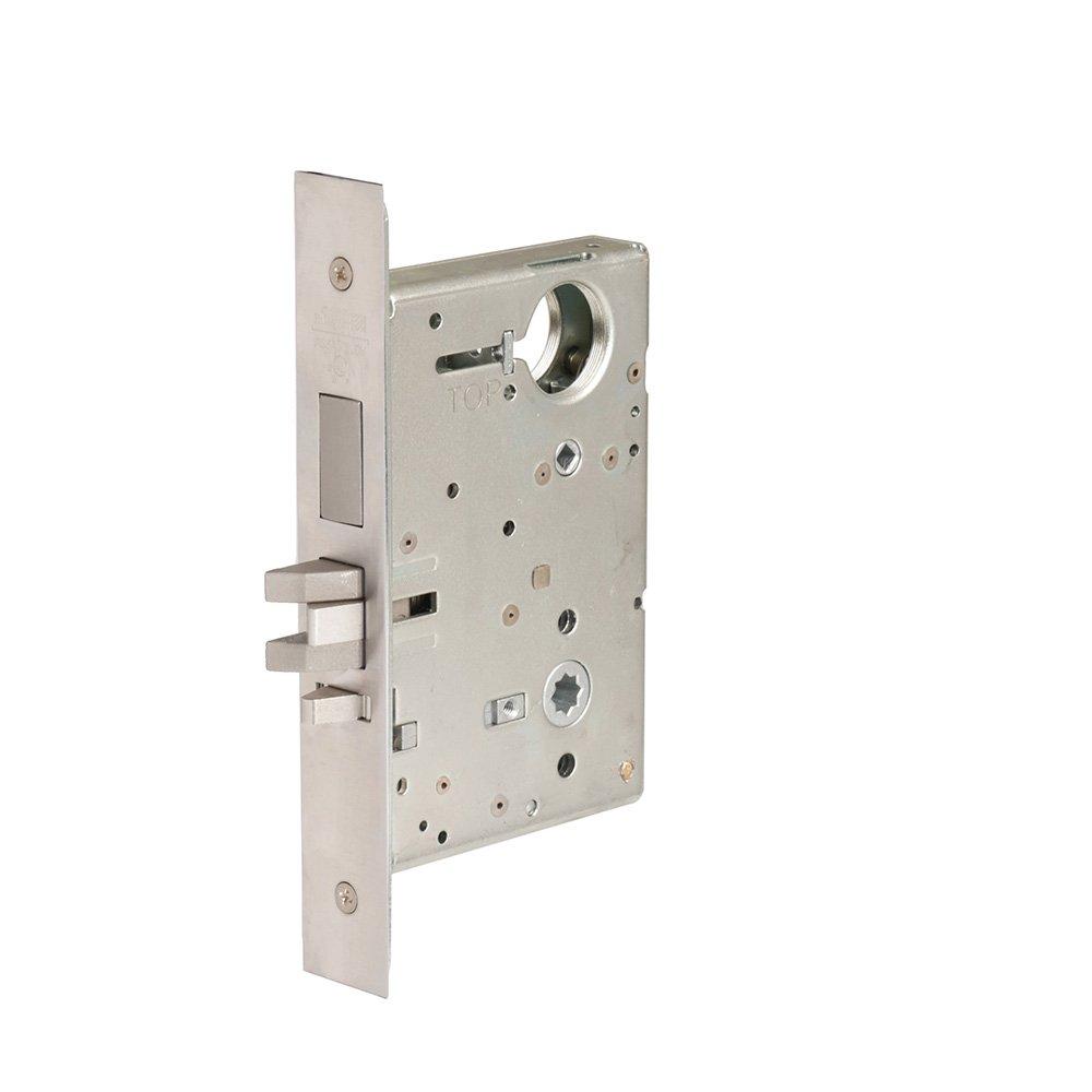 Classroom Intruder//Security CORBINRUSSWIN ML2073-LL-626 626 Satin Chrome Lever Body Only Steel; Stainless Steel; Brass Corbin Russwin Architectural Hardware
