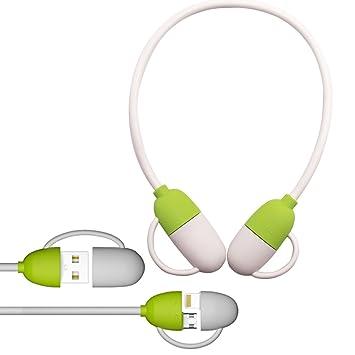 EJBOTH Mini Cables de datos, 4 en 1 multifunción Micro USB Data Cable de carga Cargador portátil de llaveros [Para Android Soporte OTG transmisión de ...