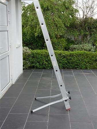 Stabileit Safety-Set f/ür Alu-Anlegeleitern