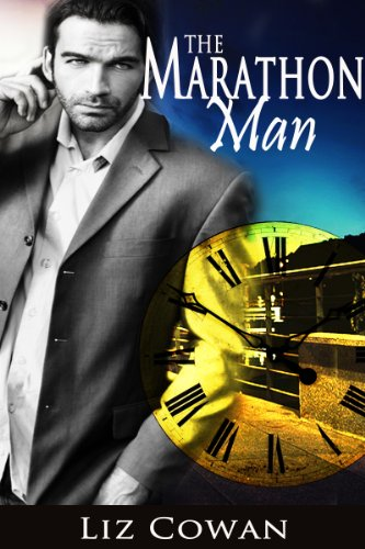 The Marathon Man (Perception Book 2) by [Cowan, Liz]