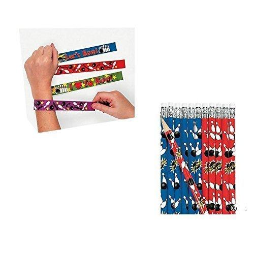 人気提案 Bowling Pencils and Bowling Slapブレスレット   B00ZVJF0RS, シラサワムラ a72c85be