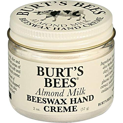 Burts Bees Almond Milk Cream product image