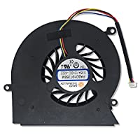 CBK New 4-Pins Laptop Cooling Fan For MSI GT62 GT62VR 16L1/16L2 PABD19735B 12V 0.65A