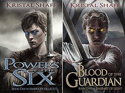 Amazon com: Powers of the Six (Emissary of Light Book 1) eBook