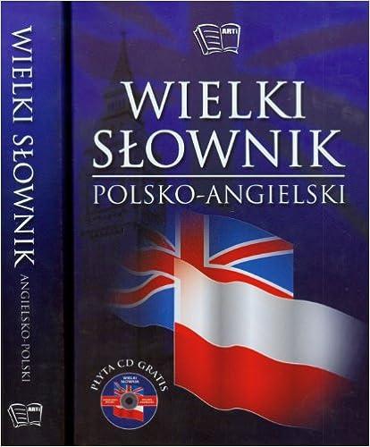 Book Wielki slownik polsko - angielski angielsko - pols