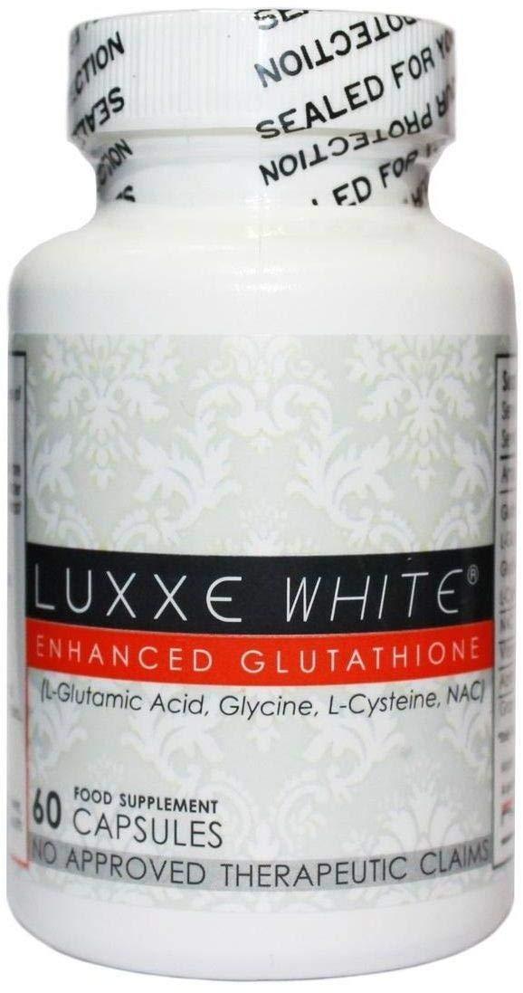 Luxxe White Enhanced Glutathione Skin Whitening Supplement