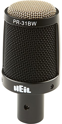 Heil Sound PR-31 BW All-Purpose Microphone by HeiL