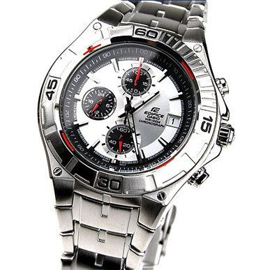 Amazon.com: Casio #EF520D-7AV Mens Edifice Stainless Steel Chronograph Sports Watch: Watches