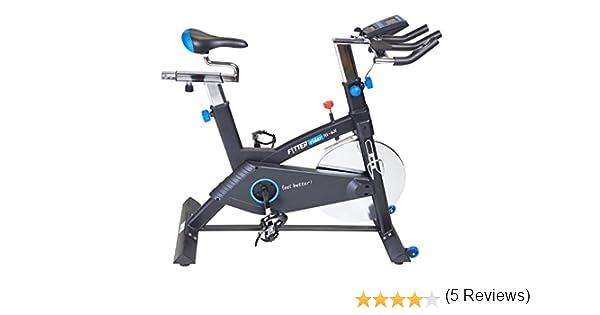 FYTTER Bicicleta Indoor Rider Ri-6X Negro: Amazon.es: Amazon.es