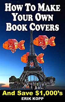 How to make your own book cover