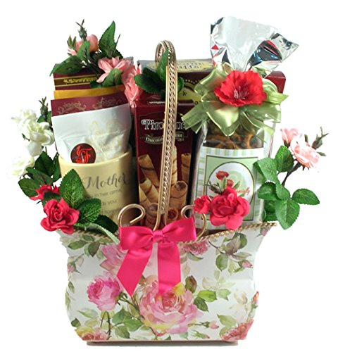 A Sweet Surprise For Mom - Gift Basket For Mom (Birthday Gift Baskets Usa)