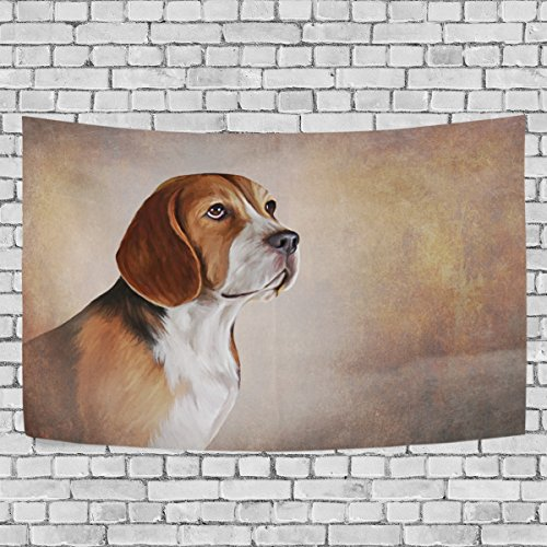 agle Portrait Tapestries Wall Carpet Hanging 90x60in - Decorations for Living Room Bedroom,Horizontal ()
